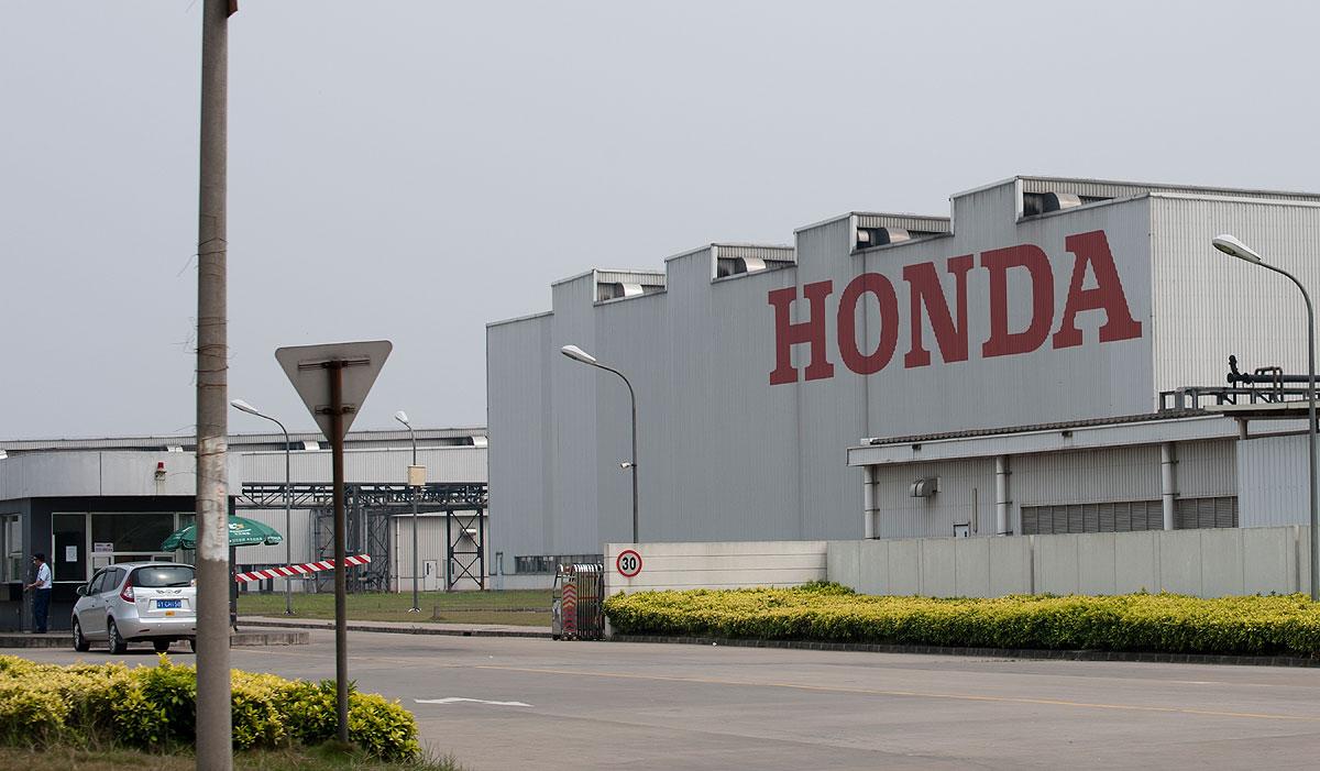 Kina-Honda-Foshan