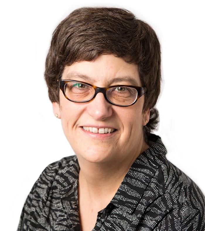 Helle Klein, chefredaktör.