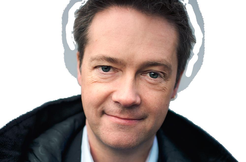 Per-Olof Sjöö är förbundsordförande i GS.