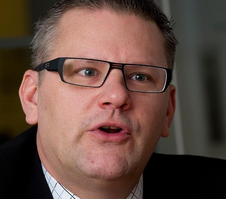 Henrik Bäckström. Foto: TT NYHETSBYRÅN