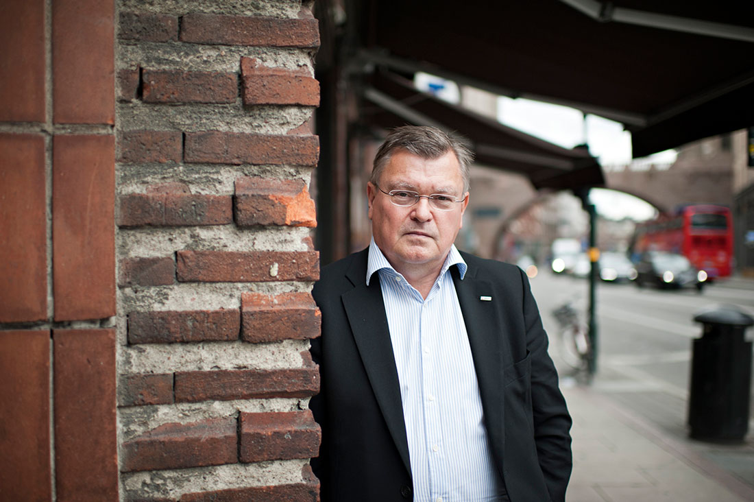 Ola Asplund. Foto: David Lundmark