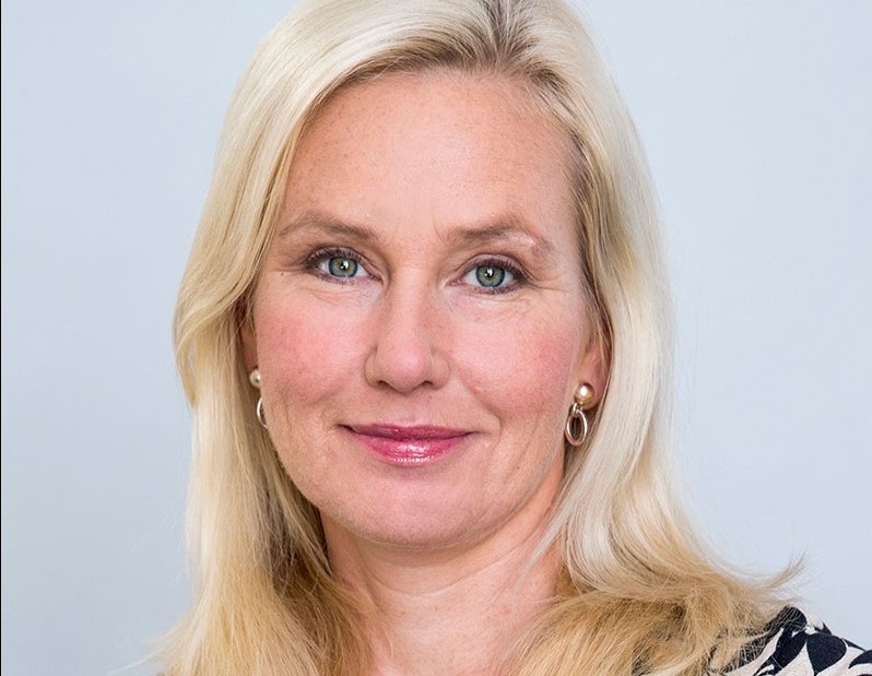 Anna Johansson, infrastrukturminister, S.