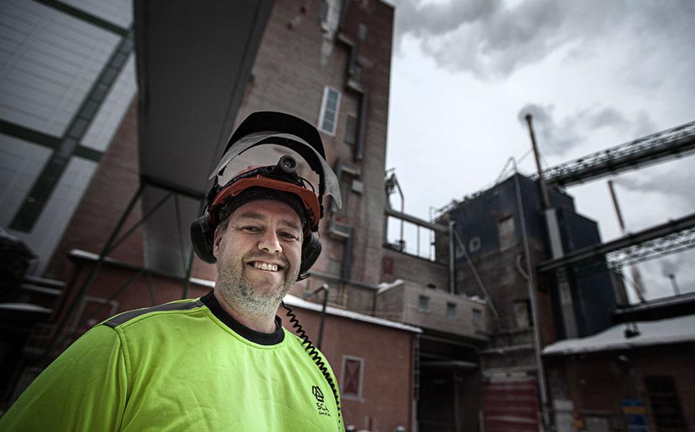 Tony Sandberg. Foto: Anders Westgren.