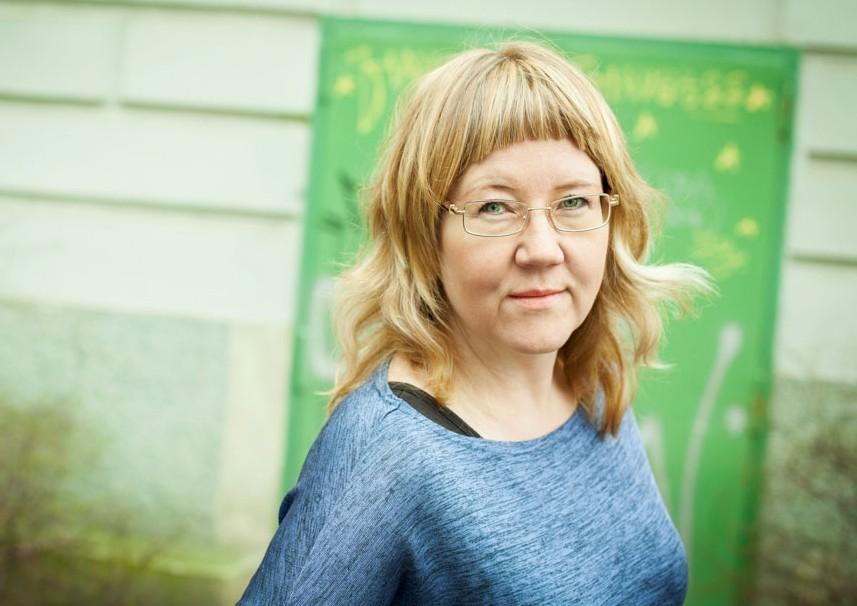 Ulrika Fjällborg. Foto: Johanna Henriksson.