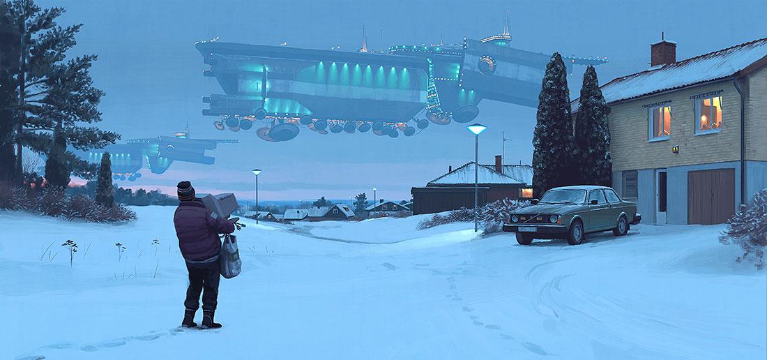 December 1994. Bild av Simon Stålehag