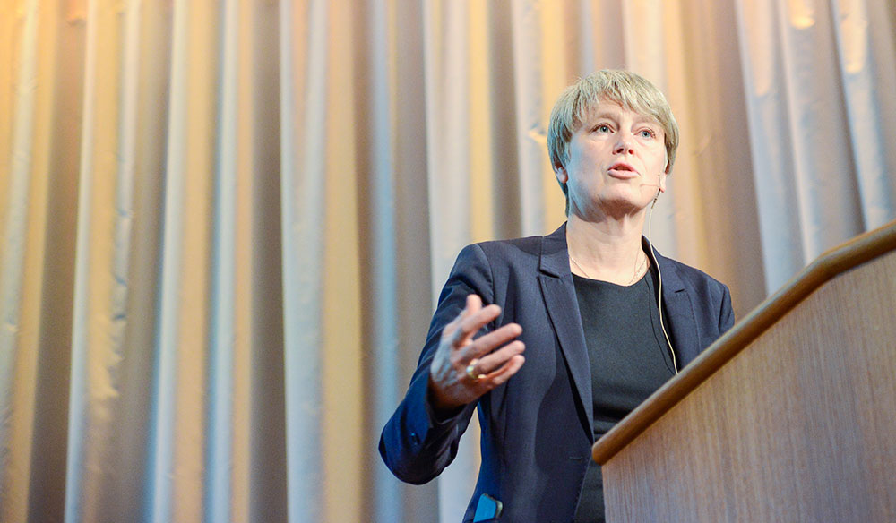 Irene Wennemo. Foto: Sanna Källdén.