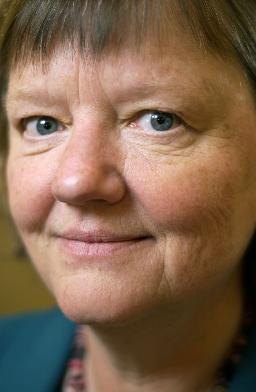 Maria Steinberg. Fotograf: Michael Steinberg