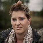 Jeanette, regionalt skyddsombud, IF Metall avdelning 47 östra Skåne. Foto: David Lundmark.