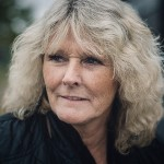 Susanne, regionalt skyddsombud, IF Metall avdelning 49 nordvästra Skåne. Foto: David Lundmark.