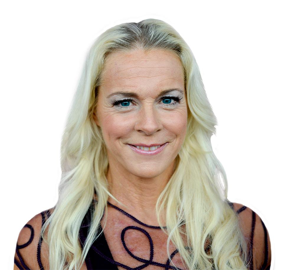 Malena Ernman är opersångerska och debattör.