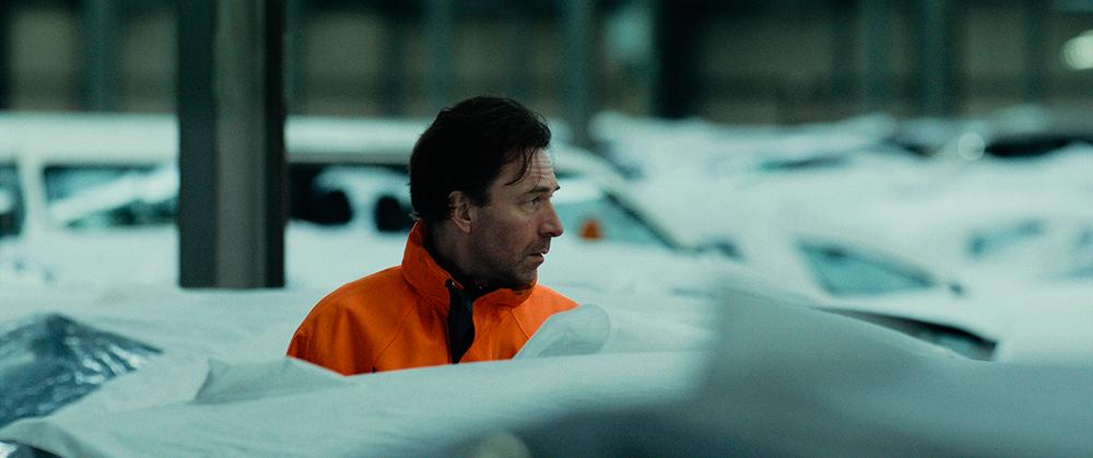Filmen Yarden, som är baserad på Kristian Lundbergs bok om livet som bemanningsanställd i Malmös hamn, har premiär på Göteborgs filmfestival. Foto: Ita Zbroniec Zajt