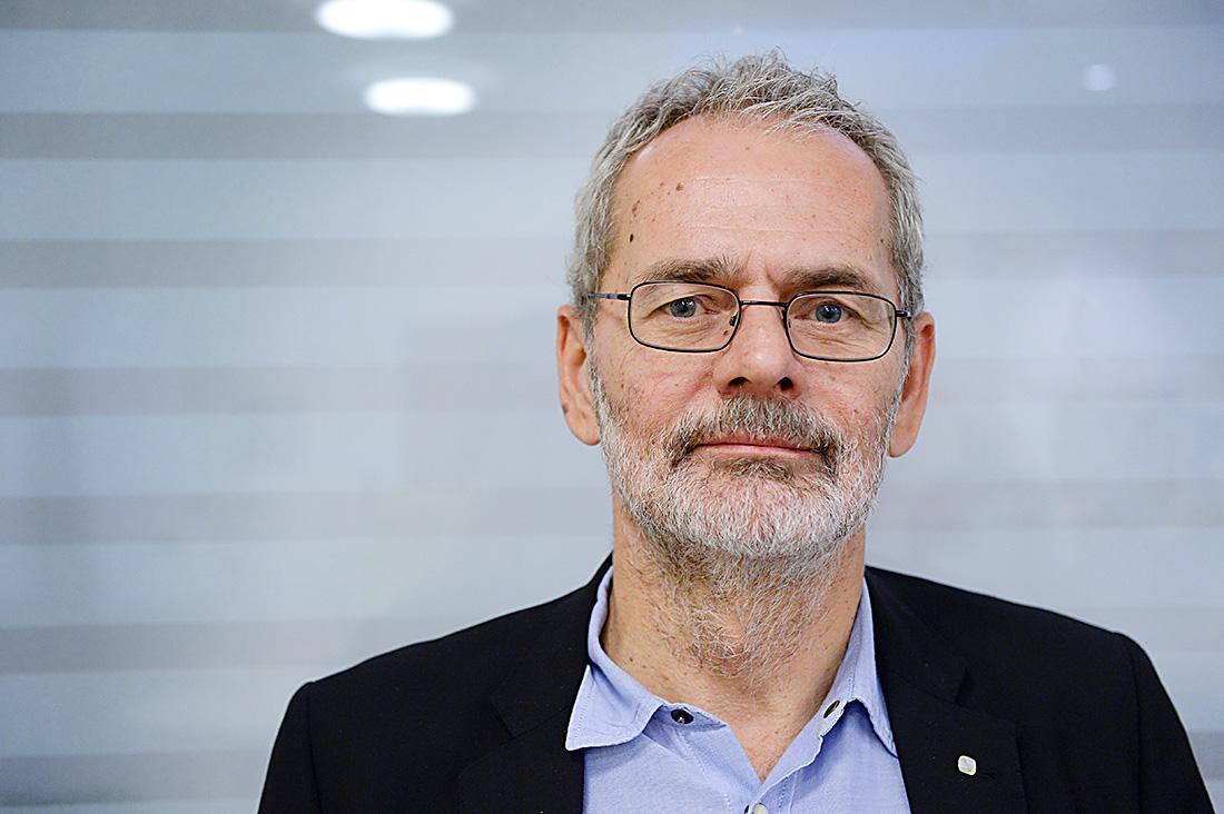 Anders Ferbe är förbundsordförande i IF Metall.