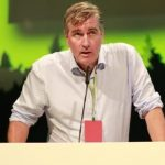 Bo-Arne Andersson, ny 2:e vice ordförande i GS