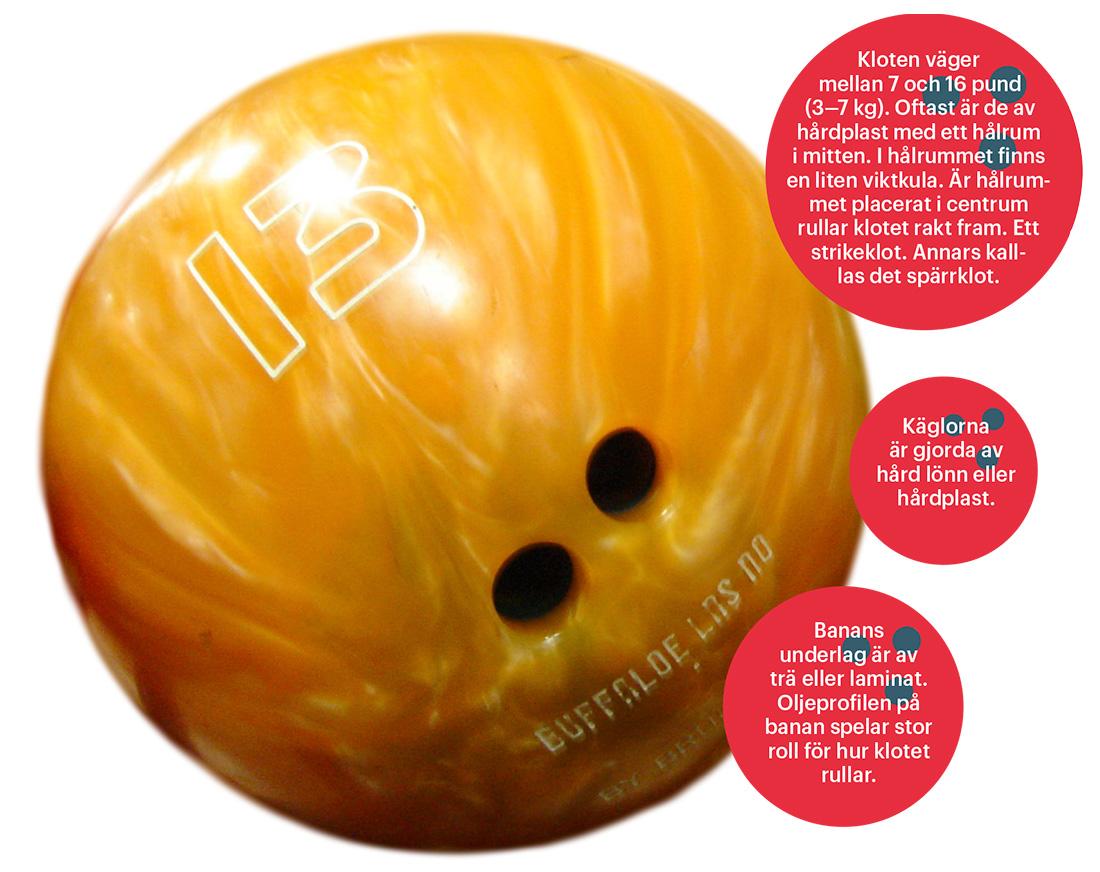 bowling-klot