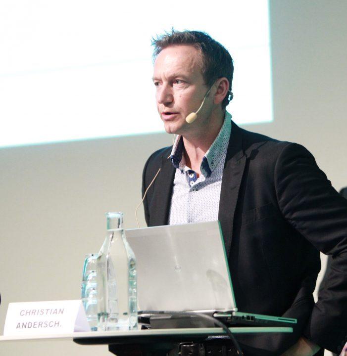 Rekonstruktör Christian Andersch, advokat på Rosengrens advokatbyrå. Foto: Frida Winter / TT