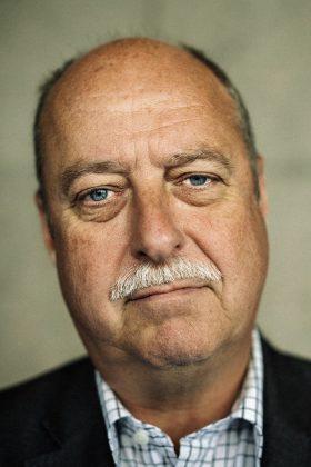 Olle Åkerlund, föreståndare för IF Metalls arbetslöshetskassa. Foto: David Lundmark