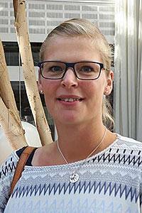 Matilda Lövgren, klubbordförande GS Ruter AB