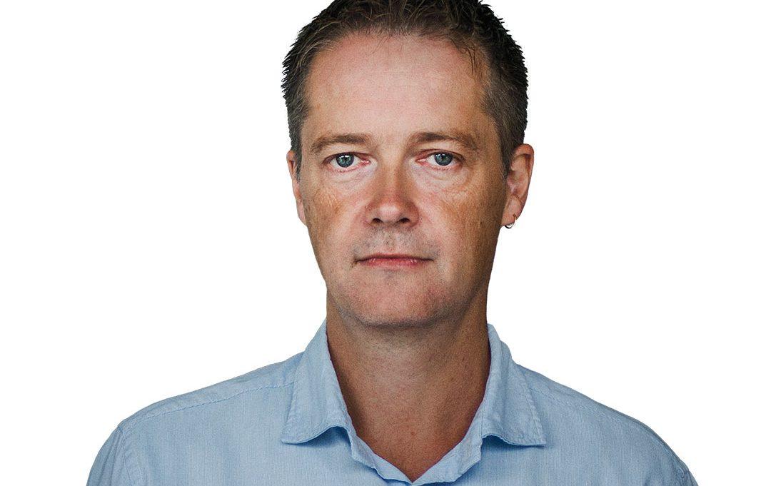 Per-Olof Sjöö är förbundsordförande för GS-facket.