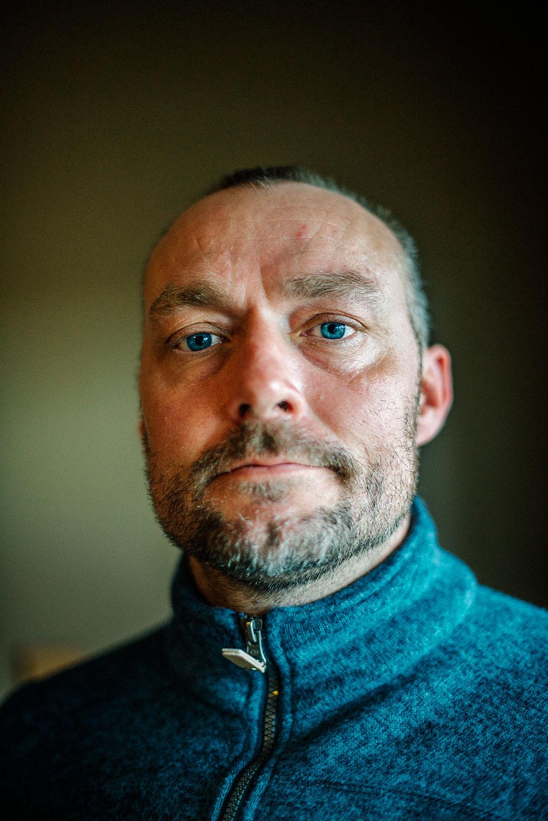 Björn Petersson. Foto: David Lundmark.