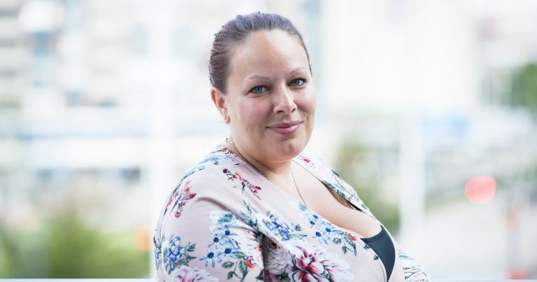 """""""Det är mindre frihet och systemet är mer låst nu"""", säger Therese Jonsson. Foto: Ylva Bergman"""
