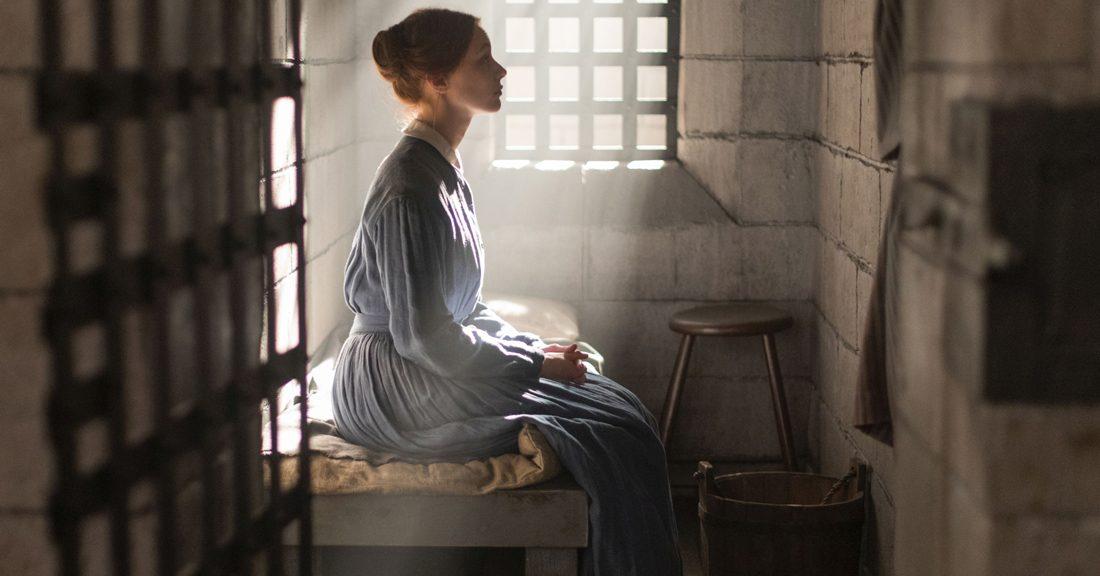 Sarah Gadon spelar huvudrollen i Alias Grace.