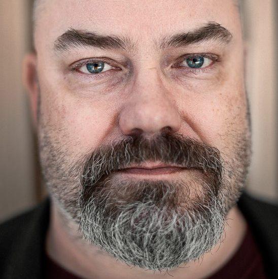 Avdelningsordförande Roger Boström. Foto: David Lundmark