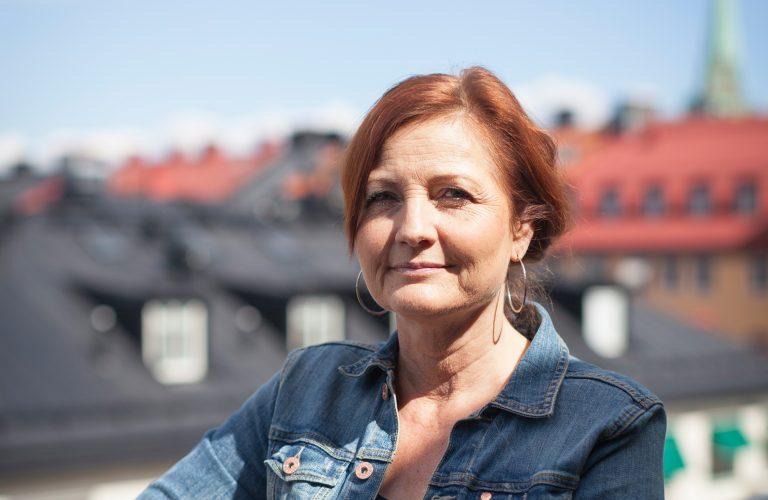 Marie Nilsson, förbundsordförande IF Metall. Foto: Ylva Bergman