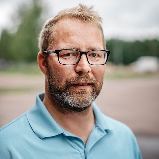 Daniel Liss, vd. Foto: David Lundmark