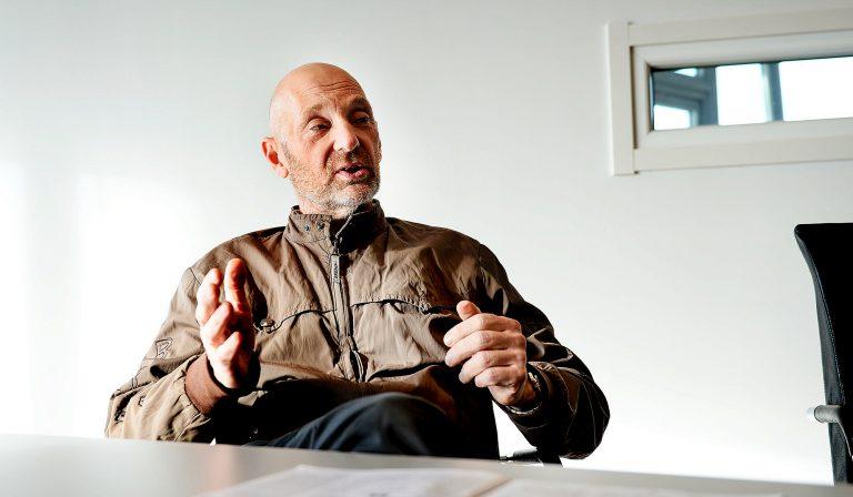 Rune Bård Hansen, Jurist och Norges mest kunniga på arbetsmiljökriminalitet. Foto: Kirvil Åberg Allum