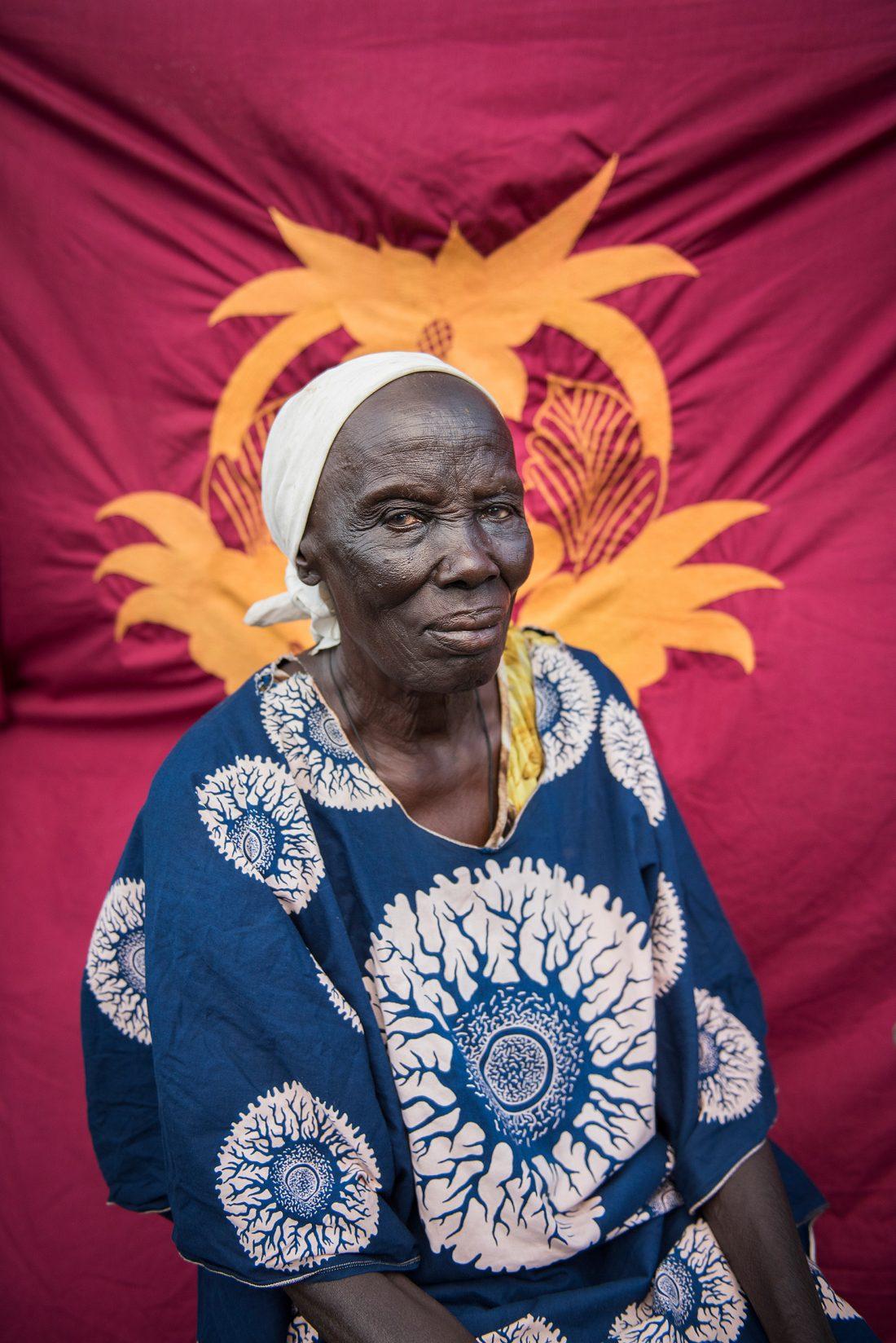 Lea Kadi, 67 år.
