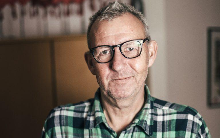 Matts Jutterström 1961–2019. Foto: ADAM DAVER