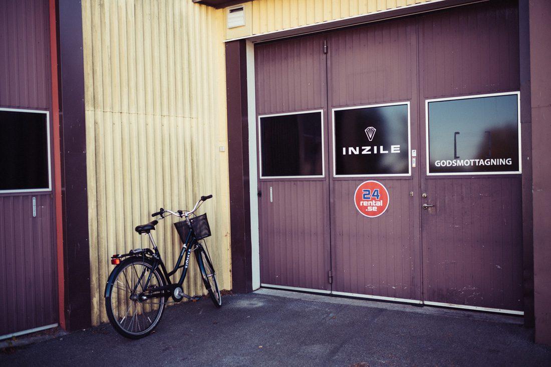 Inziles garageport