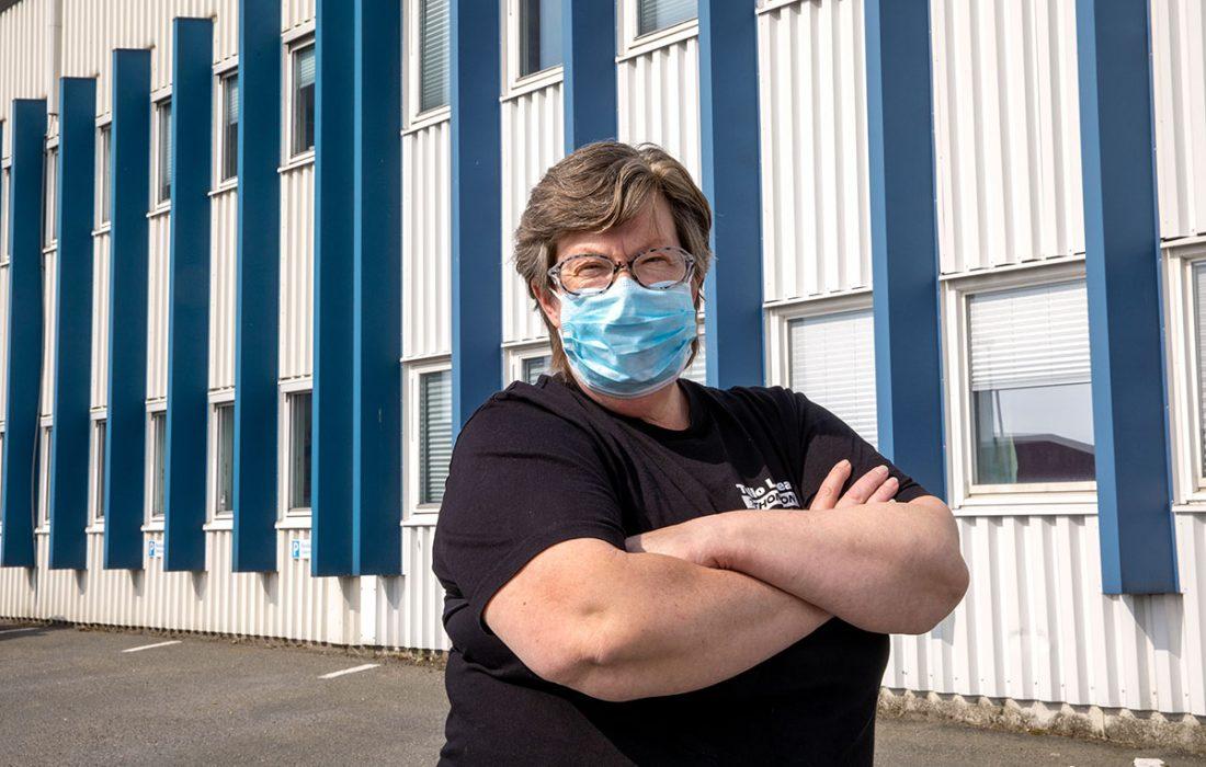 Var femte skyddsrond digital under pandemin
