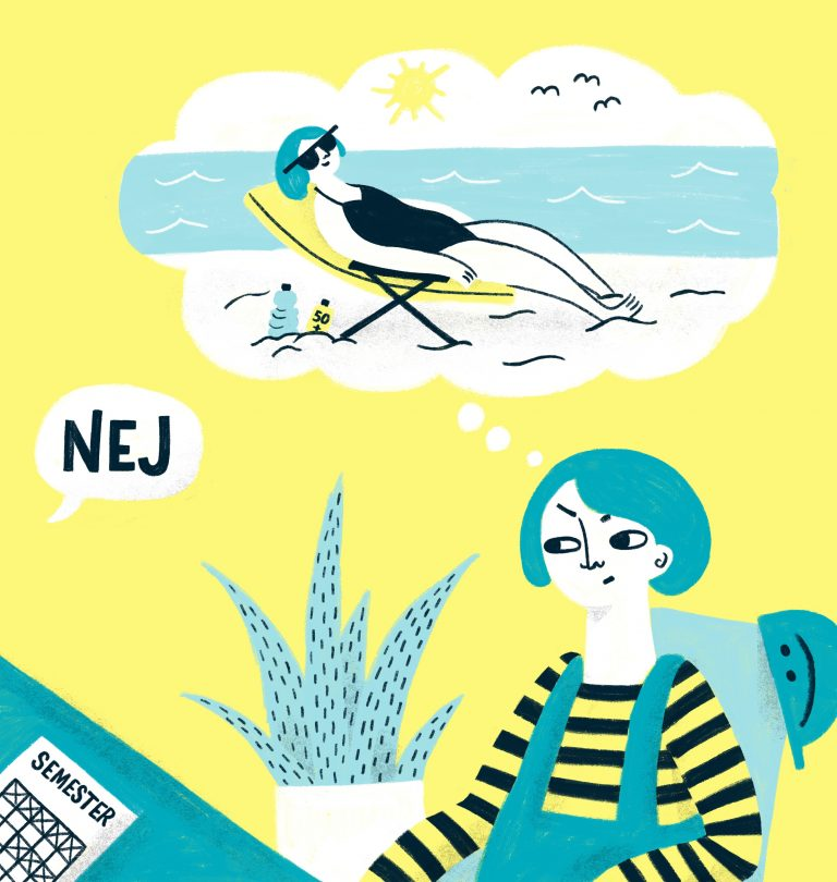 Illustration: Josephine Skapare