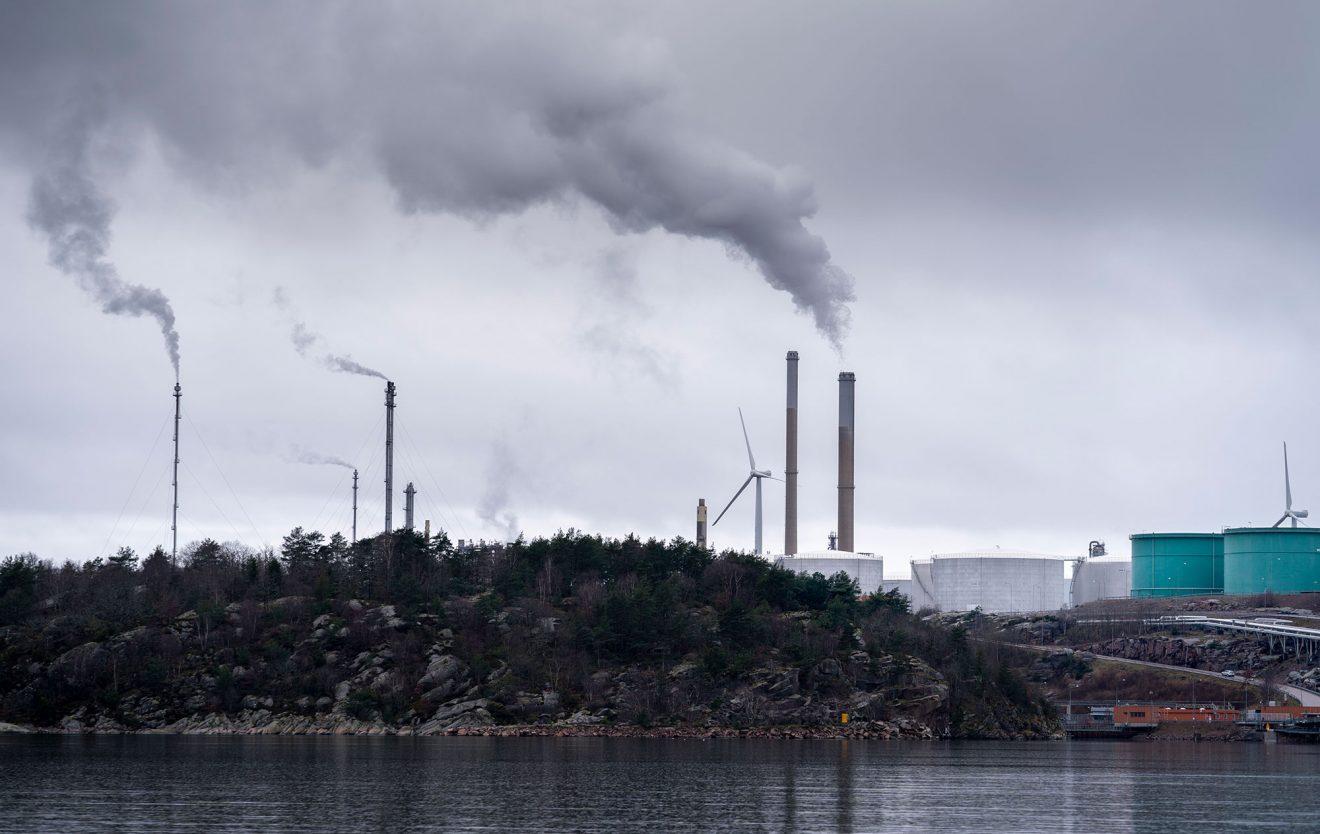Oljeindustrin letar efter en grön väg ur krisen