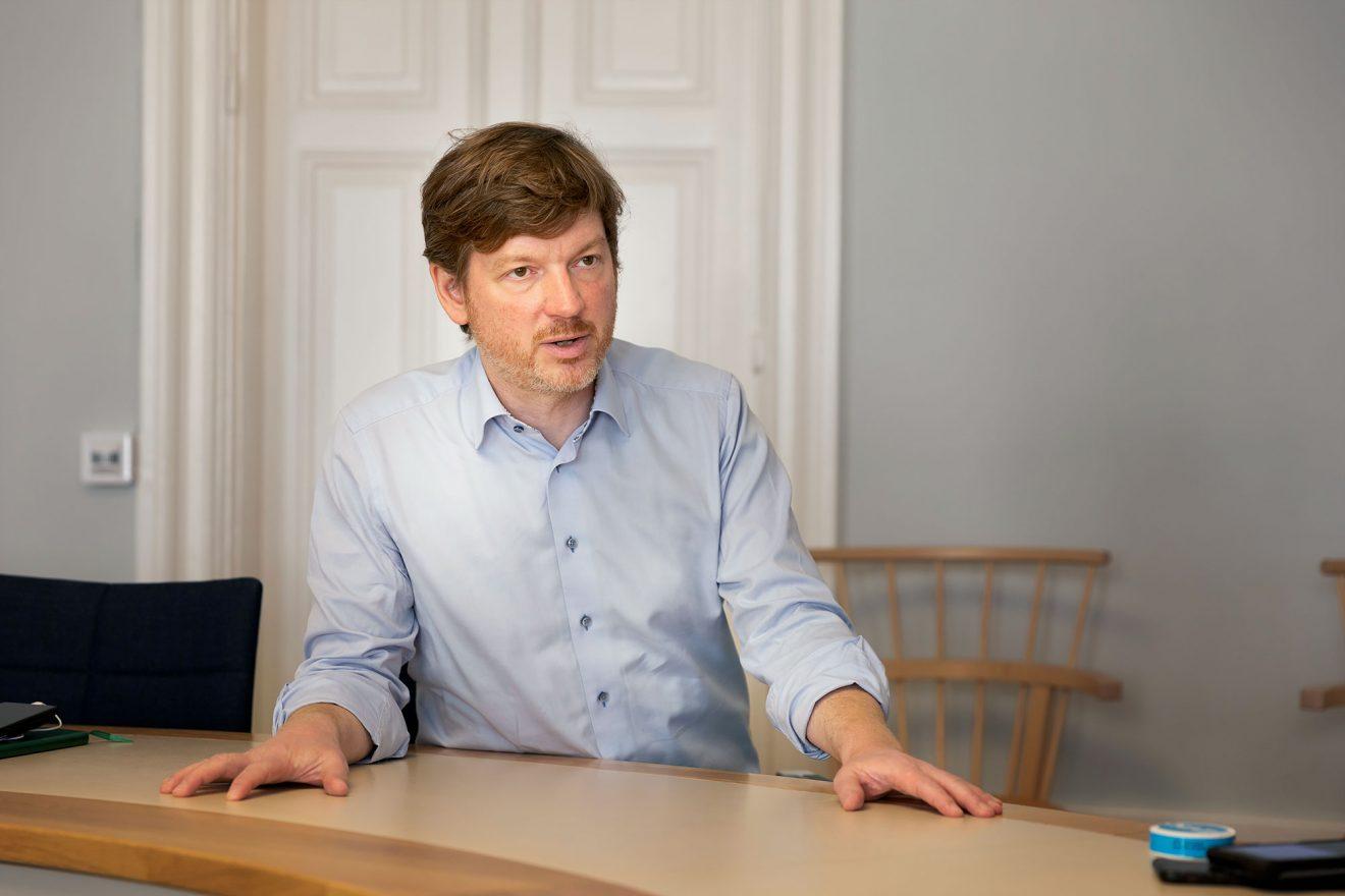 Martin Ådahl (C): Facket får inte bli en stat i staten