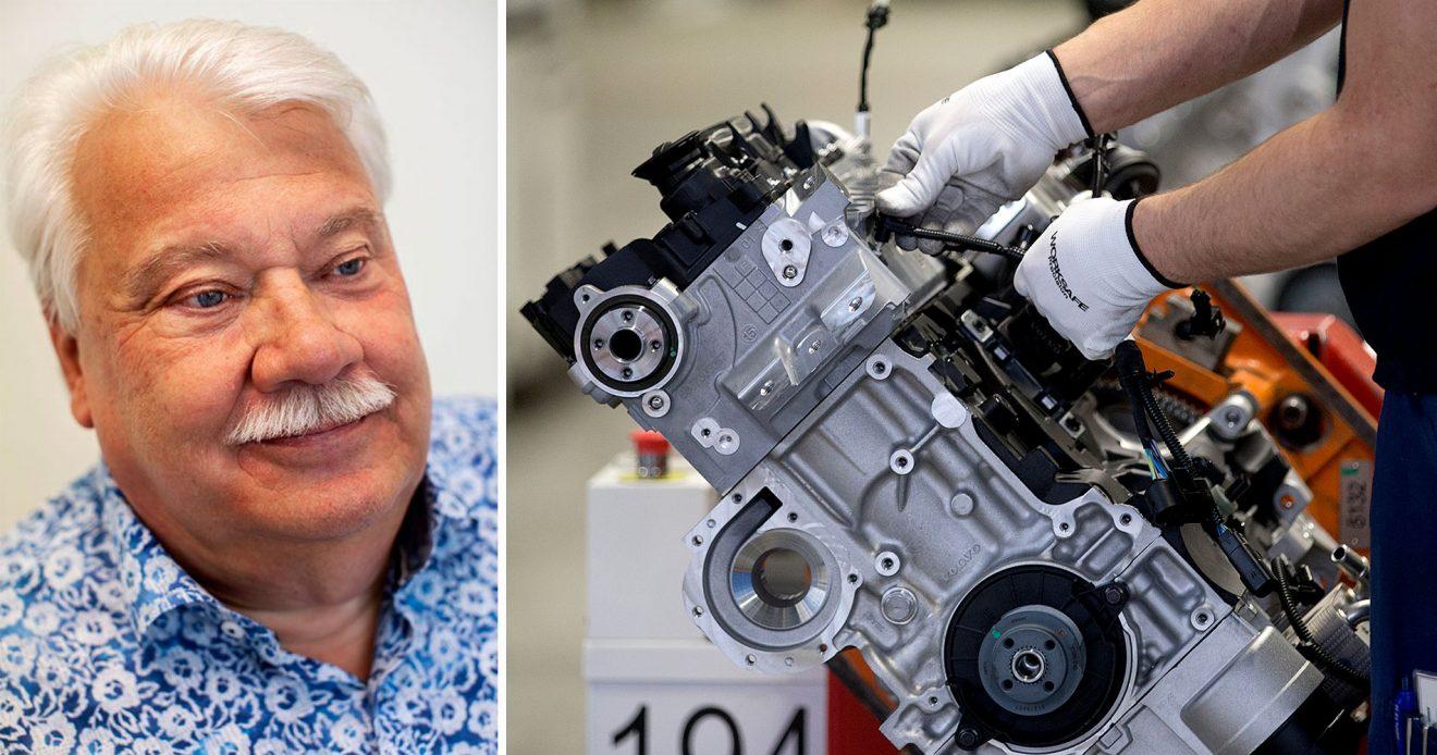 Volvo Cars satsar på egna elmotorer i Skövde