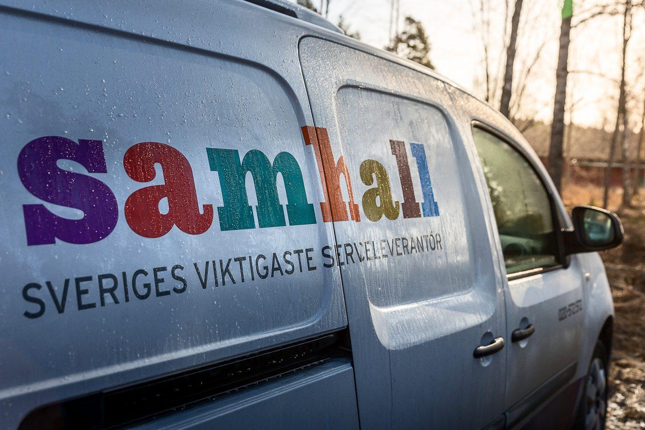 Unga slås ut – platsar inte på Samhall