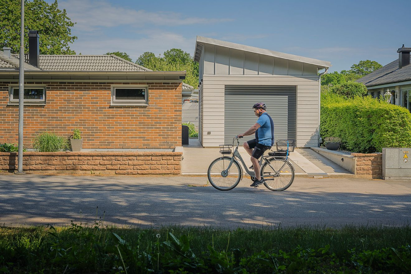 Sämre skydd för cyklister