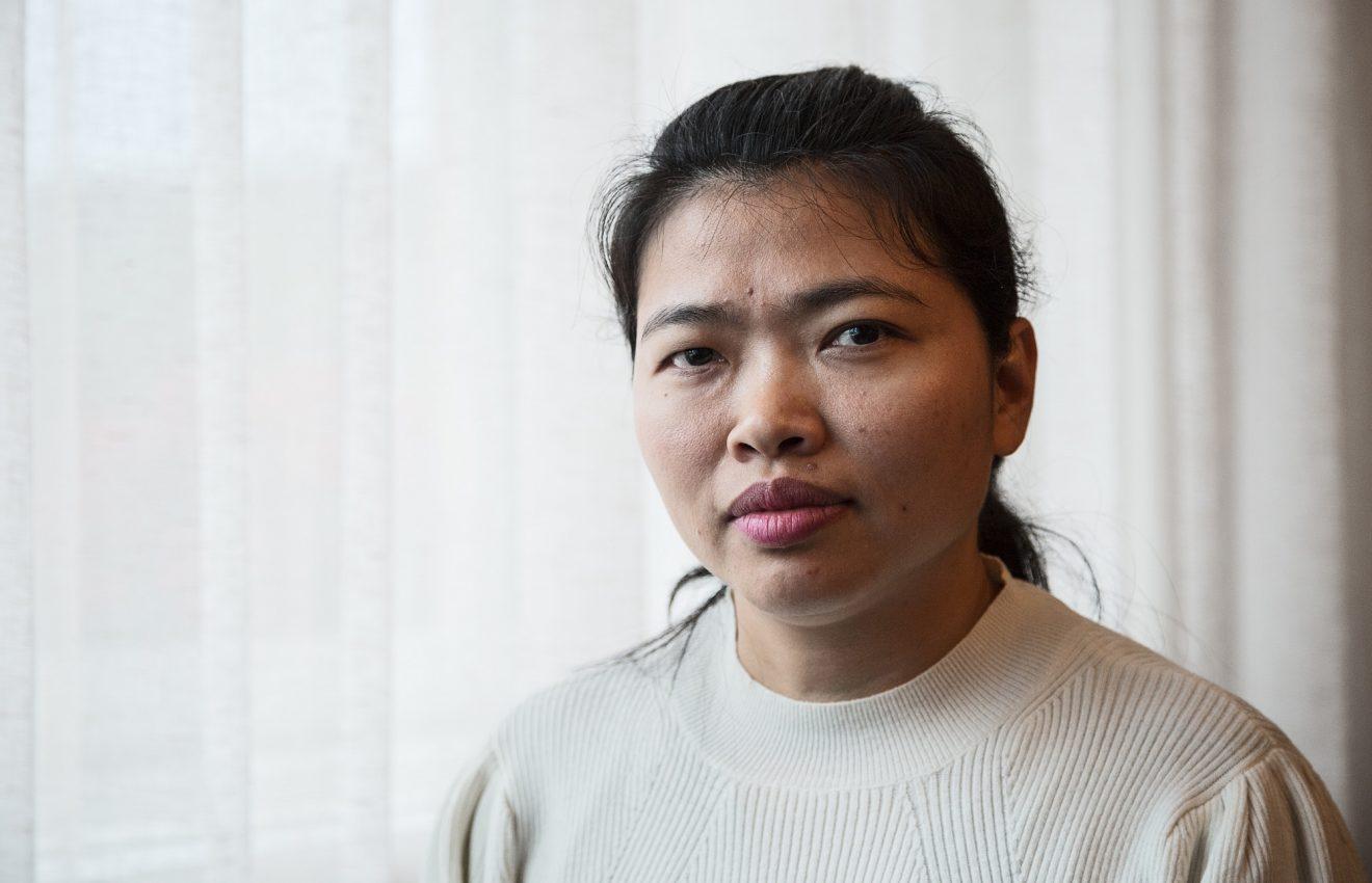 Industrifacket i Myanmar vädjar om svenska sanktioner