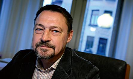 LO:s avtalssekreterare Per Bardh. Foto: JANERIK HENRIKSSON