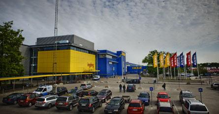 På olika håll i världen vittnar fackförbund och anställda om att Ikea inte lever upp till bilden av ett socialt ansvarstagande företag. Foto: MAGNUS HJALMARSON NEIDEMAN