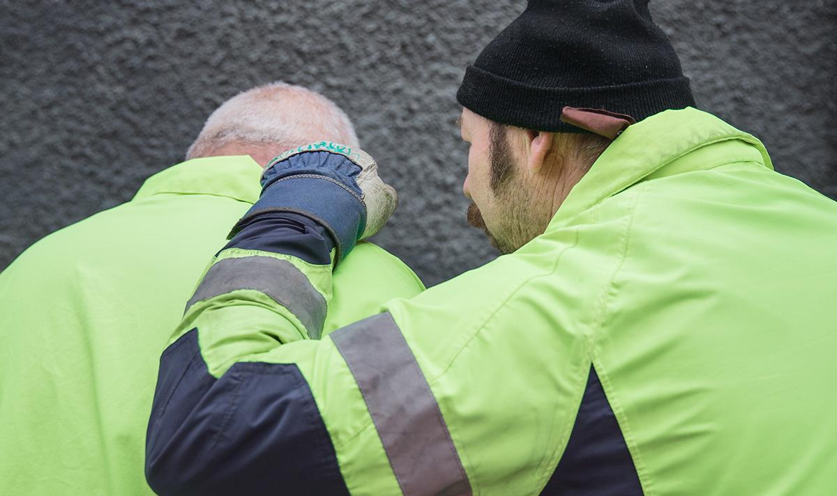 Skitsnack fungerar som pysfunktion för anställda som känner sig missgynnade, säger arbetsmiljöexperten Sten Gellerstedt. Bilden är arrangerad. Foto: EBBA OLSSON WIKDAHL