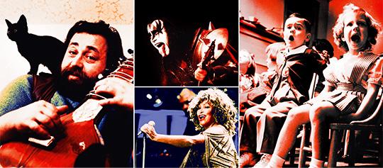 Cornelis Vreeswijk, Tina Turner och Gene Simmons har alla använt sig av unga röster för att nå önskad effekt. Låtarna har blivit klassiker.  Foto: SCANPIX