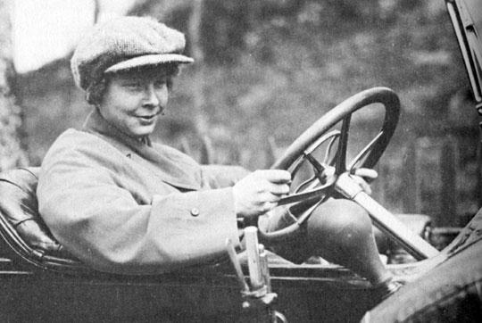 Ester Blenda Nordström föddes 1891 och gjorde under sin tid som journalist flera undersökande reportage. 1914 synliggjorde hon landsbygdens mest osynliga arbeterskor, pigorna. Reportageserien om pigornas vardag väckte stor uppmärksamhet, och blev också en bok, En piga bland pigor. Foto: TT NYHETSBYRÅN