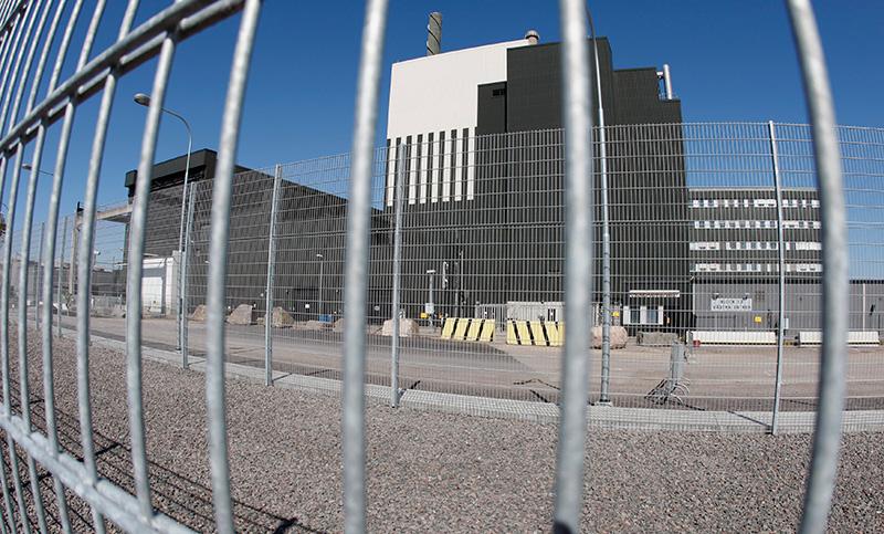 Kärnkraftverket i Oskarshamn. Foto: MIKAEL FRITZON/TT