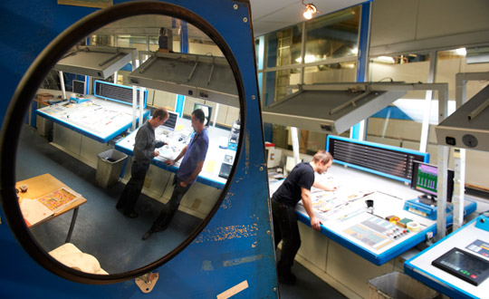 De anställda som ville ta över konkursade JMS i Helsingborg (se granskningen på da.se) känner sig motarbetade av både sin förre chef och konkursförvaltaren.  Foto: Stefan Lindblom