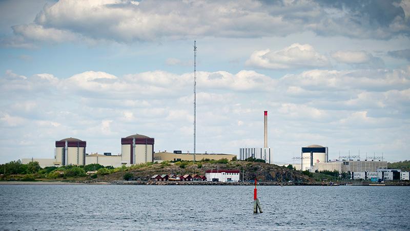 Ringhals är ett av Sveriges tre i dag aktiva kärnkraftverk. Foto: BJÖRN LARSSON ROSVALL