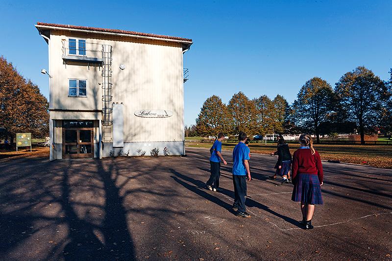 Skolan inspekterades  senast i maj 2014. Foto: ANDERS ANDERSSON. Bilden är från 2007